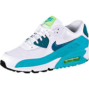 Nike WMNS AIR MAX 90 ESSENTIAL Sneaker Damen weiß