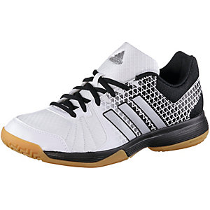 adidas Ligra 4 W Fitnessschuhe Damen weiß/schwarz