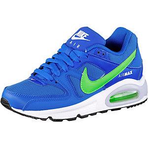 Nike Air Max Command Sneaker Jungen blau/grün