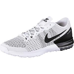 Nike Air Max Typha Laufschuhe Herren weiß/schwarz