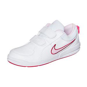 Nike Pico 4 Sneaker Mädchen weiß / pink