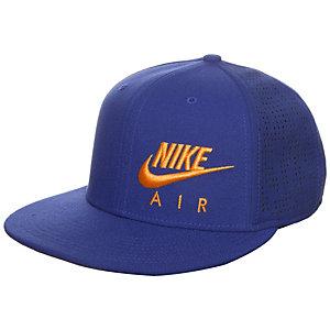 Nike Air Hybrid True Cap blau / orange