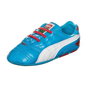 PUMA Crib Sesame Street Sneaker Kinder blau / weiß / rot