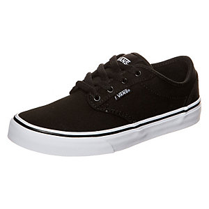 Vans Atwood Sneaker Kinder schwarz / weiß