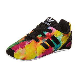 adidas ZX Flux Crib Sneaker Kinder bunt
