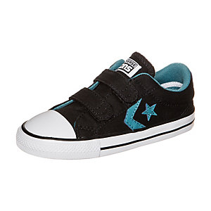 CONVERSE Star Player EV 2V OX Sneaker Kinder schwarz / blau