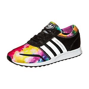adidas Los Angeles Sneaker Kinder schwarz / bunt