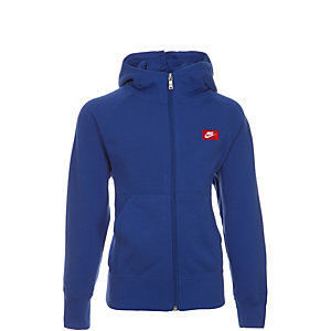 Nike YA76 Exploded Futura Sweatjacke Kinder blau