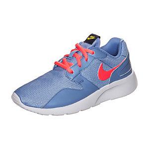 Nike Kaishi Sneaker Kinder hellblau / orange