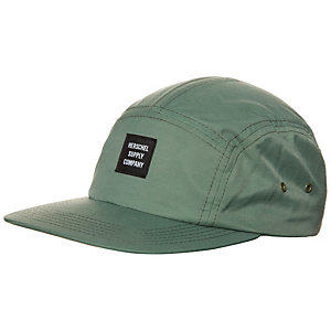 Herschel Glendale Five Panel Cap grün