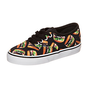Vans Authentic Late Night Sneaker Kinder schwarz / bunt