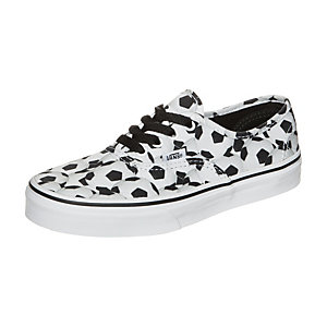 Vans Authentic Sports Sneaker Kinder schwarz / weiß