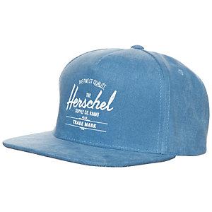 Herschel Whaler Cap denim blau