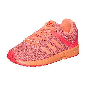 adidas ZX Flux Split EL Sneaker Mädchen lachs / pink