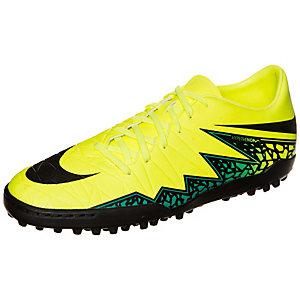 Nike Hypervenom Phelon II Fußballschuhe Herren neongelb / türkis