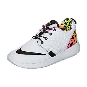 Nike Roshe Run FB Sneaker Kinder weiß / bunt