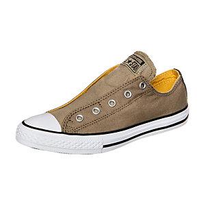 CONVERSE Chuck Taylor All Star Slip Sneaker Kinder khaki