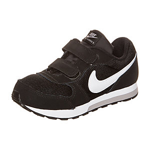 Nike MD Runner TDV Sneaker Kinder schwarz / weiß