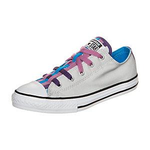 CONVERSE Chuck Taylor All Star Loopholes Slip Sneaker Kinder hellgrau / blau