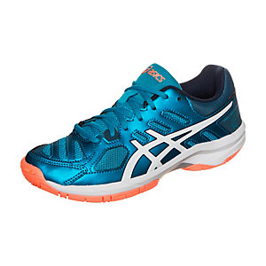 ASICS Gel-Beyond 5 Fitnessschuhe Kinder blau / weiß / orange