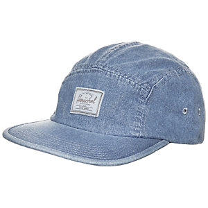 Herschel Glendale Five Panel Cap denim blau