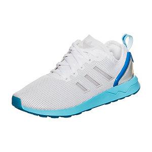 adidas ZX Flux ADV Sneaker Kinder weiß / blau