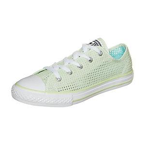 CONVERSE Chuck Taylor All Star Sneaker Kinder hellgrün / weiß