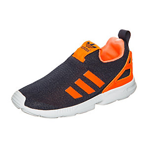 adidas ZX Flux EL I Sneaker Kinder dunkelblau / orange
