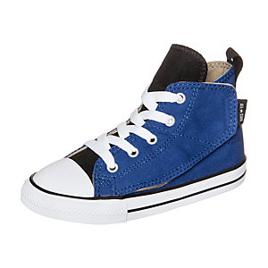 CONVERSE Chuck Taylor All Star Simple Step High Sneaker Kinder blau / schwarz