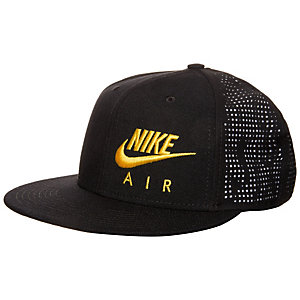 Nike Air Hybrid True Cap schwarz / gelb