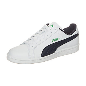 PUMA Smash FUN L Sneaker Kinder weiß / dunkelblau