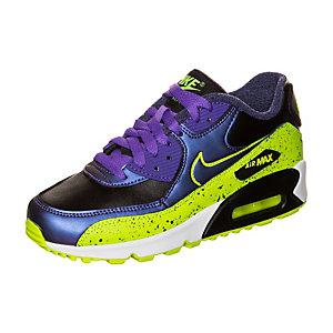 Nike Air Max 90 FB Sneaker Kinder lila / neongelb