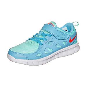 Nike Sneaker Kinder hellblau / mint