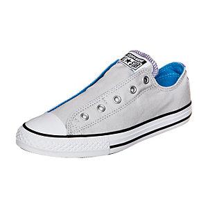 CONVERSE Chuck Taylor All Star Slip Sneaker Kinder grau / blau / lila