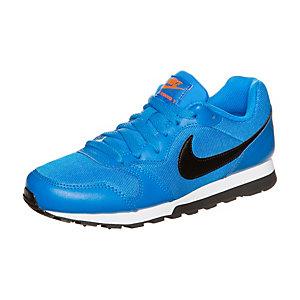 Nike MD Runner 2 Sneaker Kinder hellblau / schwarz