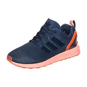 adidas ZX Flux ADV Sneaker Kinder dunkelblau / orange