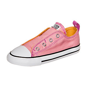 CONVERSE Chuck Taylor All Star Simple Slip OX Sneaker Kinder rosa / pink