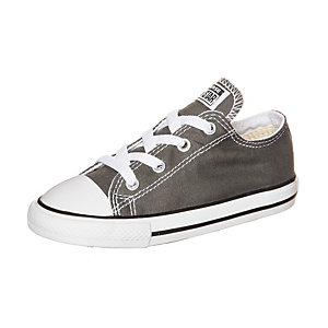 CONVERSE Chuck Taylor All Star Sneaker Kinder grau / weiß
