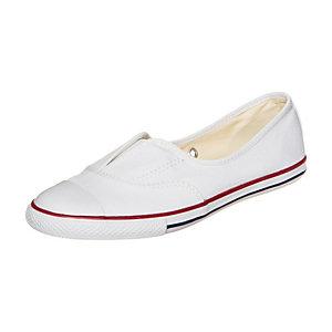 CONVERSE Chuck Taylor All Star Cove Slip Sneaker Mädchen weiß