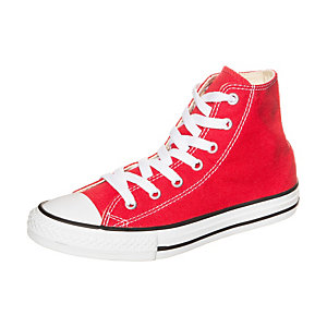 CONVERSE Chuck Taylor All Star High Sneaker Kinder rot