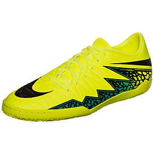 Nike Hypervenom Phelon II Fußballschuhe Herren neongelb / schwarz