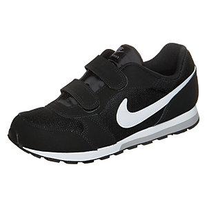 Nike MD Runner 2 Sneaker Jungen schwarz / weiß