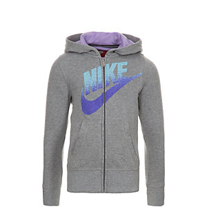 Nike YA76 Futura SB Sweatjacke Mädchen grau / lila