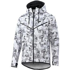 Nike Tech Fleece Funktionsjacke Herren weiß