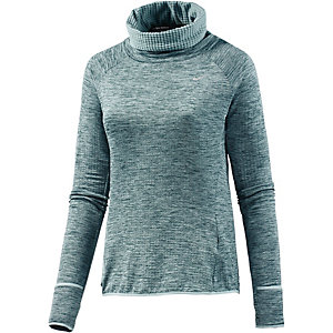 Nike Thermal Sphere Element Laufshirt Damen grün