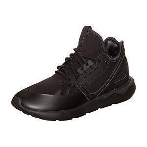 adidas Tubular Runner Sneaker Kinder schwarz