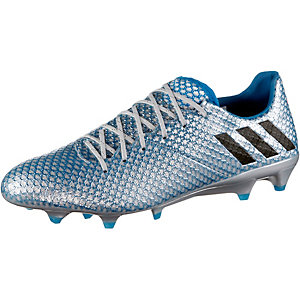 adidas MESSI 16.1 FG Fußballschuhe Herren silber/blau