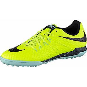 Nike HYPERVENOMX FINALE TF Fußballschuhe Herren gelb/schwarz