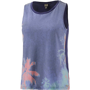 Bench Absolute Tanktop Damen blau