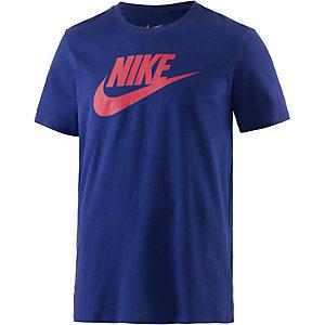 Nike Futura Icon T-Shirt Herren dunkelblau